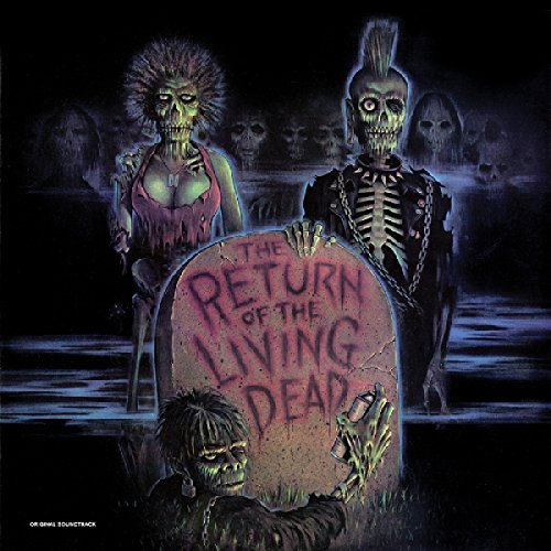 The Return of the Living Dead: Original Soundtrack (Limited Black & Brown
