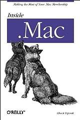 Inside .Mac by Toporek, Chuck (2004) Paperback Paperback