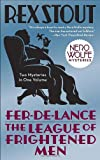 Fer-de-Lance - The League of Frightened Men, Rex Stout, 0553385453