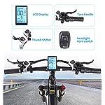 GUNAI-Bicicletta-Elettrica-Pieghevole-Bici-da-Montagna-48V-1000W-Ebike-con-Batteria-al-Litio-da-26Velocita-Sospensione-Completa-Premium-e-Cambio-con-Sedile-Posteriore