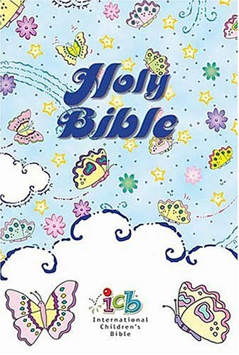 Holy Bible: International Childrens Bible, Small Hands, Girl