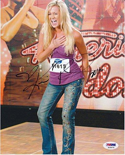 Kellie Pickler Idol (Kellie Pickler signed autographed 8x10 photo PSA DNA COA American Idol Country)