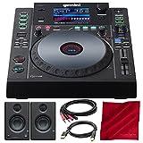 Gemini MDJ Series MDJ-900 Professional Audio DJ Media Player with...