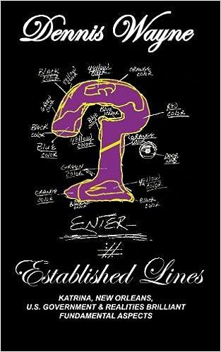 Amazon com: Established Lines: Katrina, New Orleans, U S