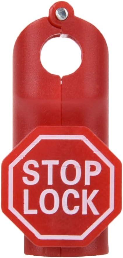 4MM 100 Unidades Separador de etiquetas Mini abridor Desbloqueo Eas Separador de etiquetas Separador magn/ético Separador removedor de etiquetas Gancho separador para etiqueta de seguridad Removedor