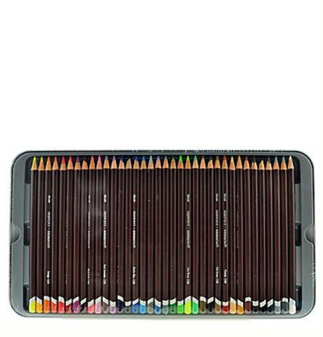 Derwent Coloursoft Pencil sets (Set of 36) 1 pcs sku# 1832893MA by Derwent