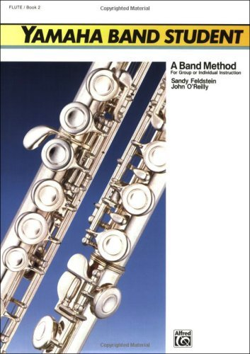 - Yamaha Band Student, Book 2: Flute (Yamaha Band Method)
