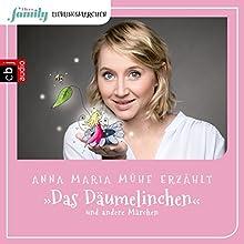 Das Däumelinchen und andere Märchen (Eltern family Lieblingsmärchen 1) Hörbuch von Hans Christian Andersen Gesprochen von: Anna Maria Mühe