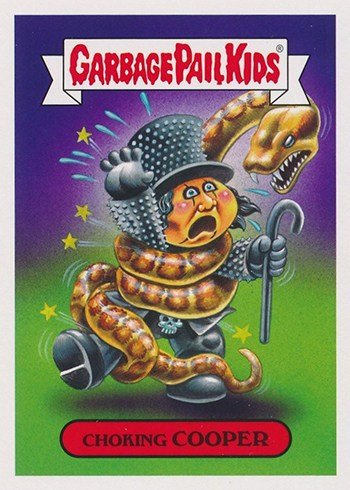 14b927cae Amazon.com: GARBAGE PAIL KIDS NEW SERIES - LOT of 50 DIFFERENT CARDS: Toys  & Games
