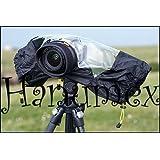 Hanumex Camera Rain cover for Slr and Dslr Cameras