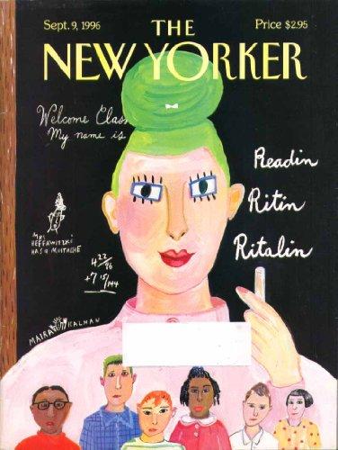 new-yorker-cover-kalman-readin-ritin-ritalin-9-9-1996