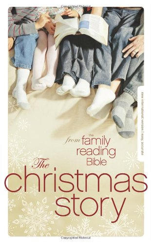 NIV, Christmas Story from the Family Reading Bible, Paperback