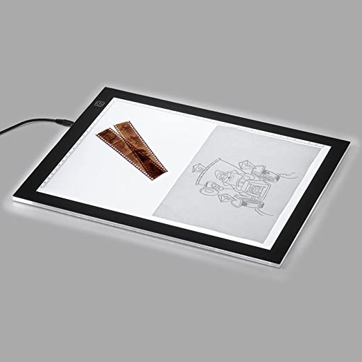 Table A Dessin A4 Led Tablette Lumineuse Professionnelle Ultra