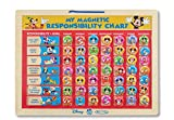 Melissa & Doug Disney Mickey Mouse Magnetic Responsibility Chart, Developmental Toys, Encourages Good Behavior, 90 Pieces, 15.6'' H x 11.7'' W x 1.2'' L
