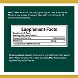Nature's Bounty Melatonin 10 mg, 45 Quick
