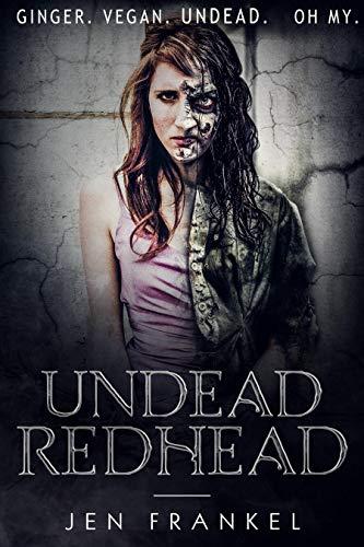 Undead Redhead by Jen Frankel ebook deal