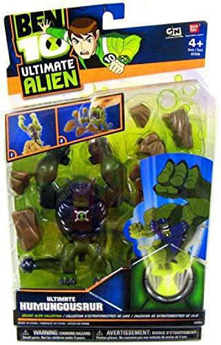 Ben 10 4-inch Deluxe Alien Action Figures - Ultimate Humungousaur