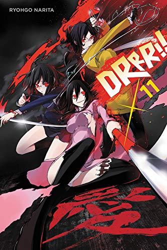 Durarara!!, Vol. 11 (light novel) (Durarara!! (novel))