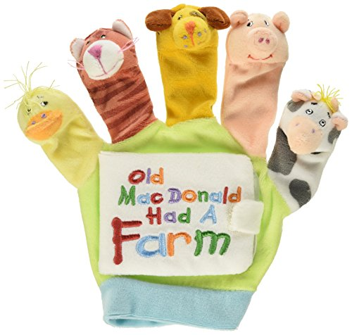 Hand Puppet Childrens Toy (Old Macdonald: A Hand-Puppet Board Book (Little Scholastic))