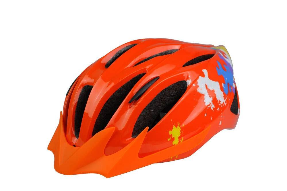 Fahrrad Mountainbike EIN großer Kopf perforiert Reithelm Helm super Licht mit
