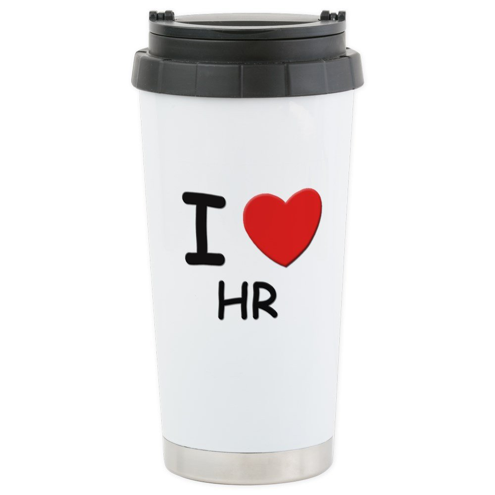 CafePress - 3-Hr - Stainless Steel Travel Mug, Insulated 16 oz. Coffee Tumbler by CafePress (Image #1)