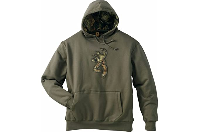1b0255099f8 Image Unavailable. Image not available for. Color  Browning Youth Buckmark  Camo Sweatshirt ...