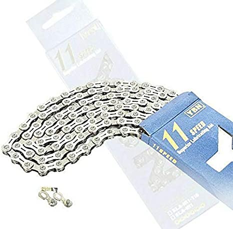 YBN 11 Speed Chain Compatible with Shimano Sram Campagnolo