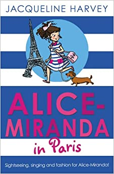 Book Alice-Miranda in Paris