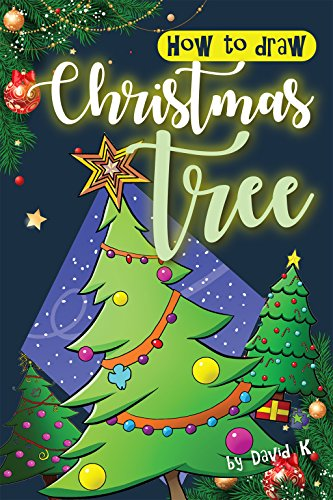 how to draw christmas tree the step by step christmas tree drawing book - How Do You Draw A Christmas Tree