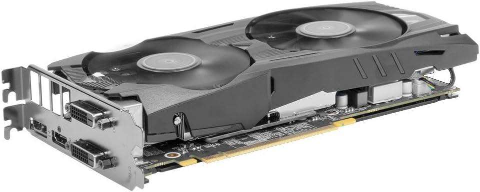 KFA2 GeForce GTX 1060 OC Carte Graphique Gaming PCI-E GTX 1060 OC 3GB Noir