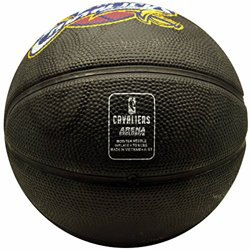 Amazon.com : Spalding NBA Cleveland Cavaliers Team Colors And Logo ...