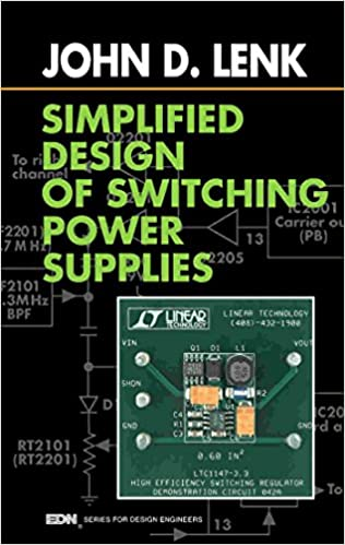 Simplified Design of Switching Power Supplies (Edn Series ... on