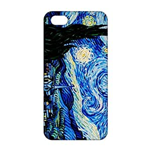Evil-Store van gogh starry night 3D Phone Case for iPhone 4/4s