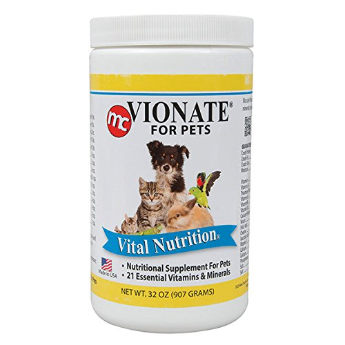Miracle Care Vionate for Pets Vital Nutrition 32 OZ (907 GRAMS)