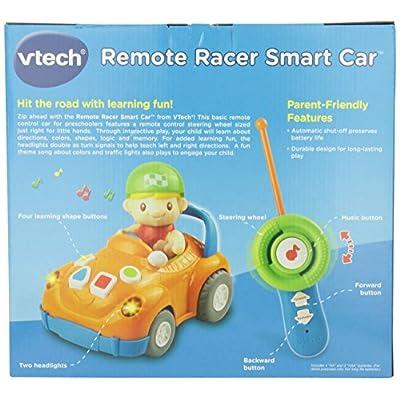VTech - Remote Racer Smart Car: Toys & Games