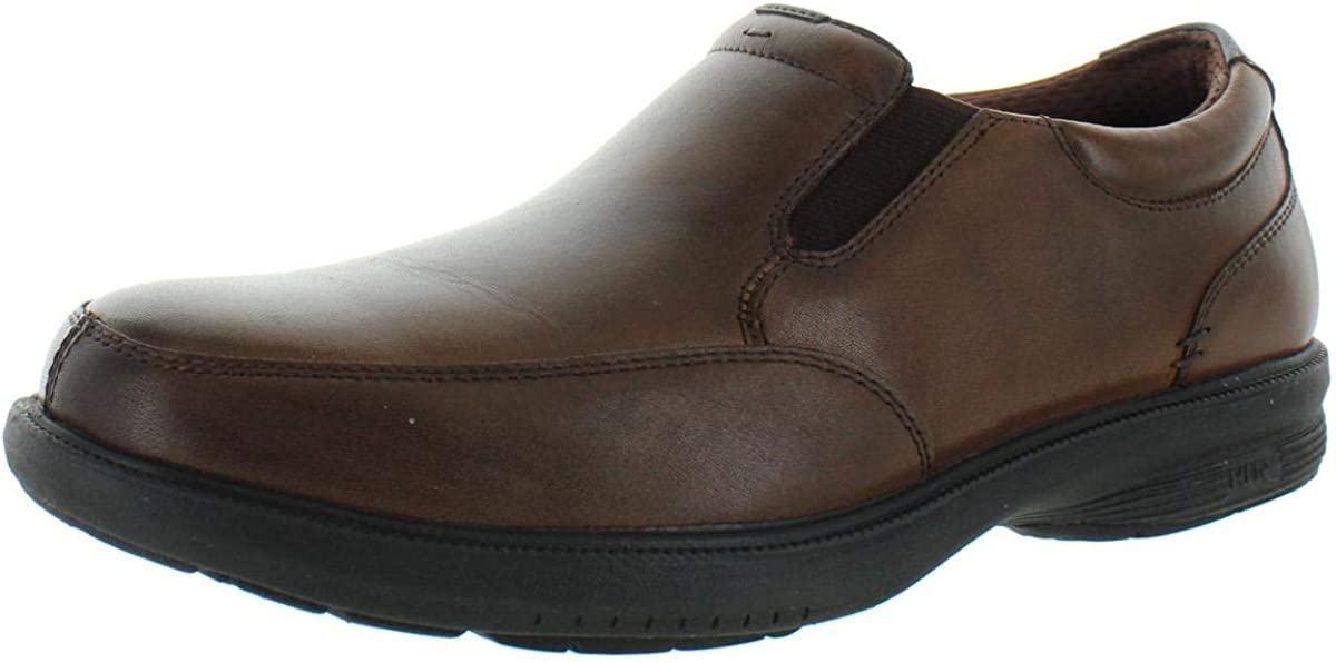 Nunn Japan Maker New Purchase Bush Men's Myles Street Resistant Slip-on Loafer Slip with