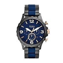 Fossil Men's Nate JR1494 Black Watch