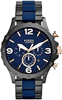 Fossil Men's JR1494 Nate Analog Display Analog Quartz Watch
