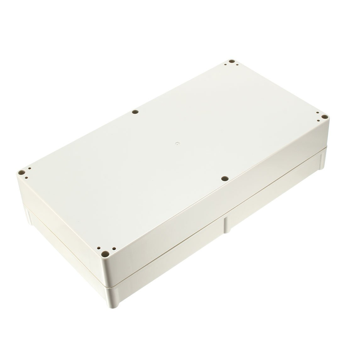 sourcingmap 325x170x78mm Electronic Waterproof IP65 Sealed ABS Plastic DIY Junction Box Enclosure Case Gray