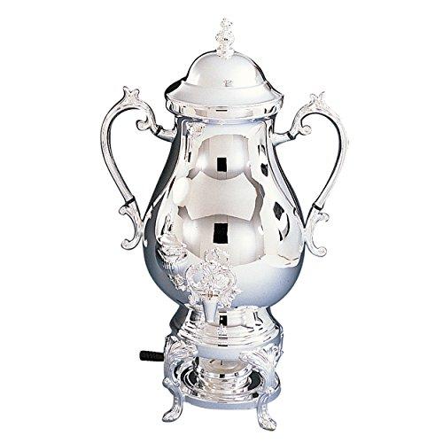 silver coffee urn - 2