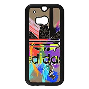 The Adidas Cover Phone Case For Htc One M8,Hard Plastic Cool Colorful Originals Cover Creative Design