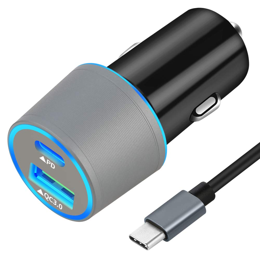 Cargador para Auto USB-C CLUVOX (7MKPY39L)