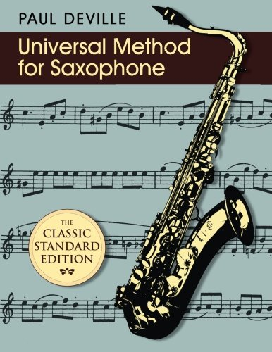 Book Saxophone Method (Universal Method for Saxophone)