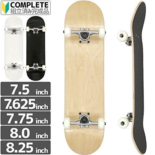 新しい季節 Sunabe スケートボード コンプリート ホワイト コンプリート [並行輸入品] B01CQA5VU0 7.75インチ|ホワイト ホワイト [並行輸入品] 7.75インチ, メタルアーツ:a729c2ba --- svecha37.ru