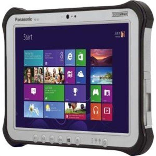 "Panasonic Toughpad Tablet PC - 10.1"" - In-plane Switching (IPS) Technology - Wireless LAN - Intel Core i5 i5-4310U FZ-G1FA3GXBM"