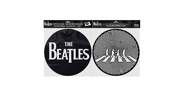 Band Monkey The Beatles - Juego de Alfombrillas para Tocadiscos ...