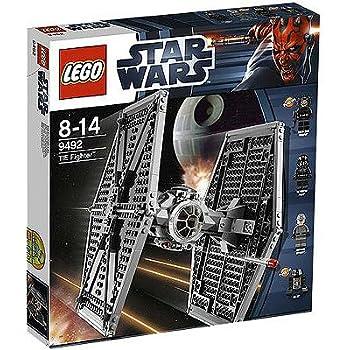 amazoncom lego star wars imperial tie fighter