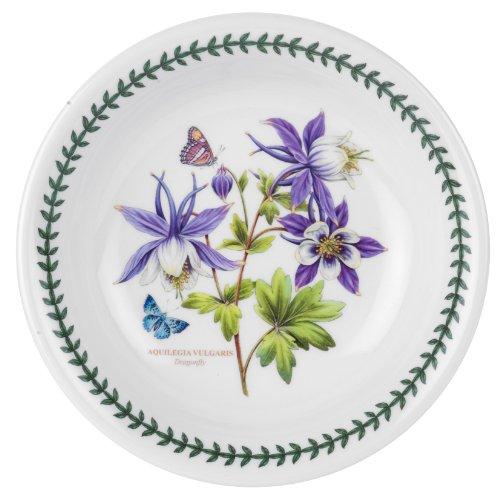 Portmeirion Exotic Botanic Garden Pasta Bowl with Dragonfly Motif