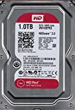 "Western Digital Red 1TB SATA 6 Gb/s - Disco duro (Serial ATA III, 1000 GB, 8,89 cm (3.5""), 0,6W, 3,7W, 3,7W)"