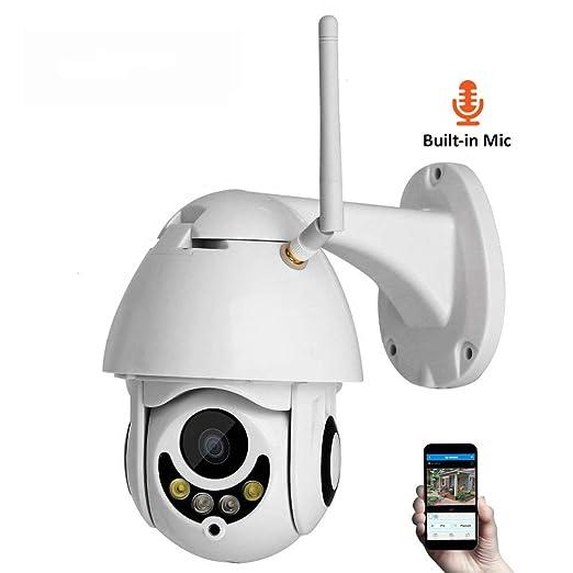 Ptz IP Camera 1080P 2Mp HD WiFi Cámara De Seguridad Al Aire ...